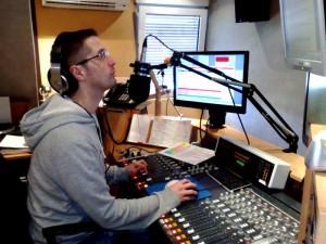 Sébastien Jung, président et directeur des programmes de Radio Mélodie.
